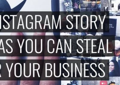 9 Instagram Story Ideas for Your Business