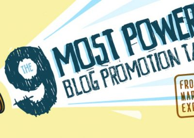 9 Powerful Blog Marketing Tactics to Massively Increase Website Traffic [Infographic]