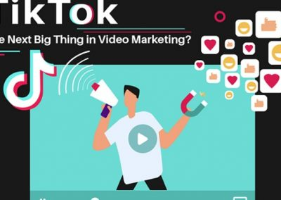 A Beginners Guide to Using TikTok to Market Your Small Business [Infographic]