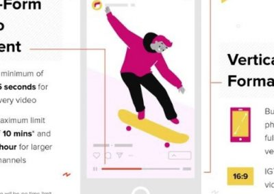 A Quick Guide to IGTV [Infographic]