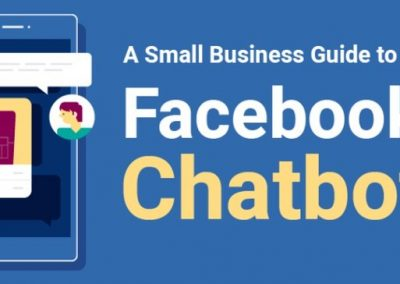 A Small Business Guide to Facebook Chatbots [Infographic]