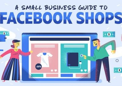 A Small Business Guide to Facebook Shops [Infographic]