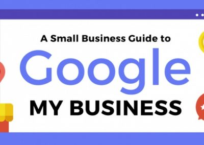 A Small Business Guide to Google My Business [Infographic]