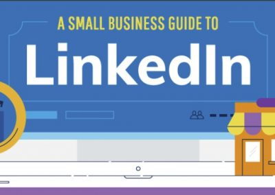 A Small Business Guide to LinkedIn [Infographic]