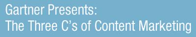 Big Content Edges Out Big Data (Gartner Event)