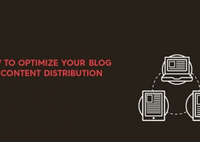 Blog Promotion Checklist: 6 Steps to Create More Shareworthy Blog Posts [Infographic]