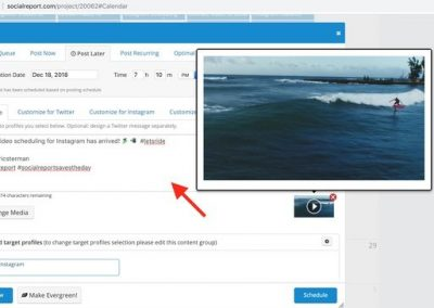 Businesses Can Now Directly Schedule Videos to Instagram