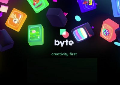 Byte, the Second Coming of Vine, Is Seeing a Surge in Downloads Amid Debate About TikTok's Future