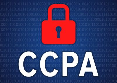 CCPA Is Now in Effect