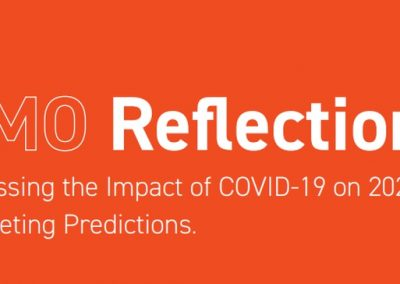 CMO Reflections on the State of Marketing in 2020 [Infographic]