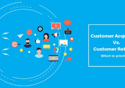 Customer acquisition vs. customer retention: Which to prioritize?
