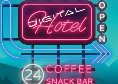 Customer Engagement Has a New Destination: the Digital Hotel