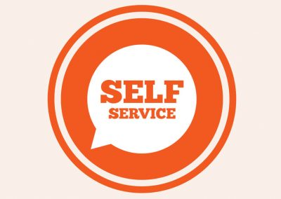 Customer Self-Service: Fast, Cheap, and in Control