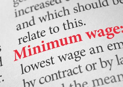 Customer Service Considers a Wage Increase