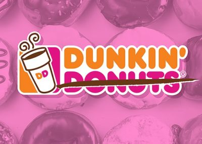 Dunkin': A Rebranding for the Digital Age
