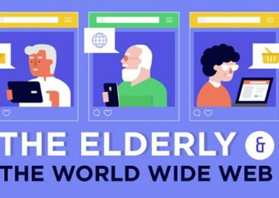 Erasing Stereotypes About Seniors and the Internet [Infographic]