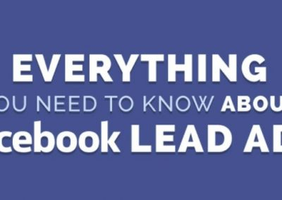 Everything You Need to Know About Facebook Lead Ads [Infographic]