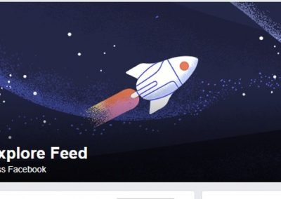 Facebook Adds 'Explore Feed' to Desktop, Which Could Provide Reach Benefits
