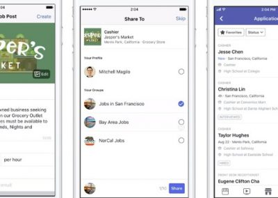 Facebook Adds New Job Listing Options Ahead of the Holiday Hiring Push