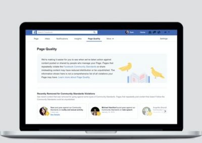 Facebook Adds New 'Page Quality' Information as Part of Measures to Stop Misuse