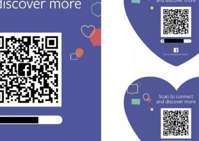 Facebook Adds New QR Code Option for Pages
