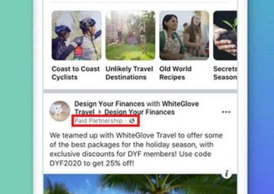 Facebook Adds New Sponsored Post Options for Groups