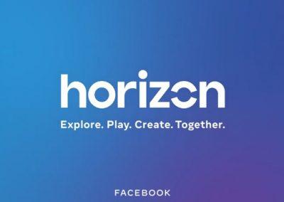 Facebook Announces Beta Launch of 'Horizon' VR Social Experience
