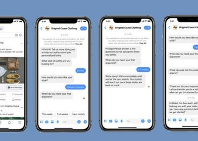 Facebook Announces New Business Tools for Messenger Interactions
