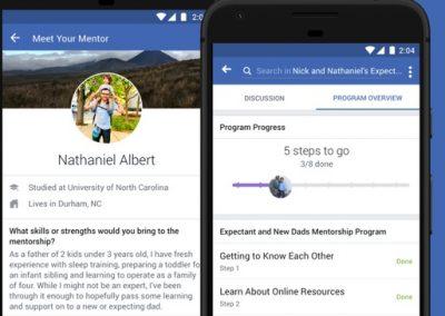 Facebook Announces New Mentorship Program for Groups