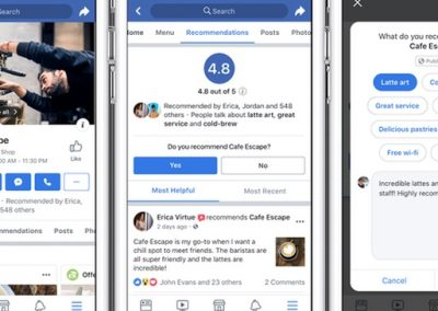 Facebook Announces New Update for Pages, Adding Recommendation Tools and Connection Options