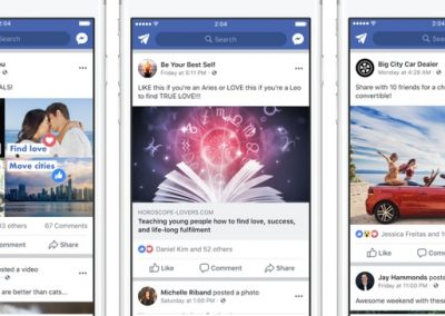 Facebook Announces News Feed Update to Crack Down on 'Engagement Baiting' Posts