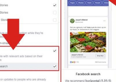 Facebook Expands Search Ads Availability, Adds Search Results to Automatic Placements