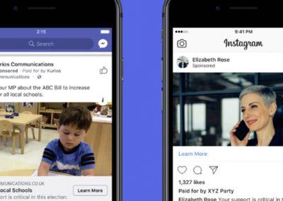 Facebook Extends Regulations on Political Ads to UK