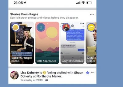 Facebook Highlights Page Stories in Feed Separate Panel, Expanding Opportunity for Brand Exposure