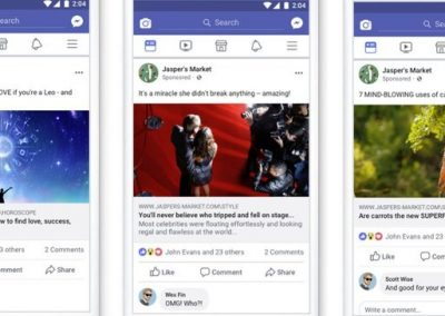 Facebook Implements New Restrictions on 'Low Quality' Ads
