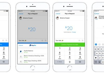 Facebook Is Adding PayPal as a New Peer-to-Peer Payment Option in Messenger