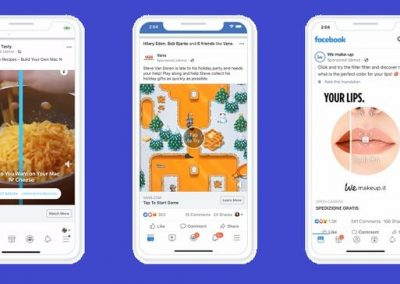 Facebook is Expanding its Playable and AR Ad options Ahead of the Holiday Season