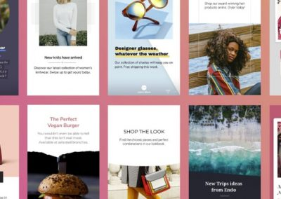Facebook Provides New Stories Templates for Businesses, New Business Options for Instagram Direct
