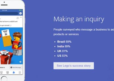 Facebook Publishes New Report on the Growing Benefits of Messaging for Business
