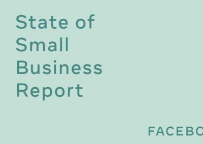 Facebook Publishes New Report on the Impact of COVID-19 on Small Businesses
