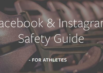 Facebook Publishes New Safety Guide for Athletes