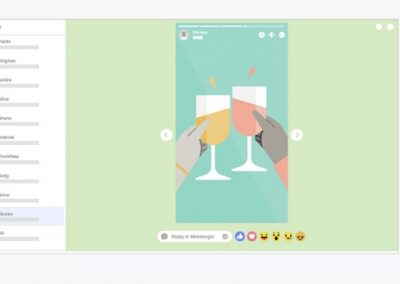 Facebook Stories: An Introduction for Content Creators [Infographic]