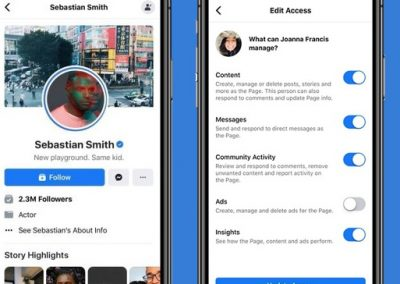 Facebook Tests New Page Design Which De-Emphasizes Like Counts