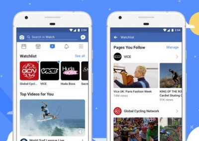 Facebook Watch is Now Available to All Users Globally
