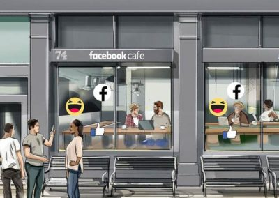 Facebook Will Open Several Pop-Up Cafes in London to Assist Users with Privacy Settings