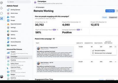 Facebook Workplace Adds New Tools to Improve Information Flow and Employee Connection