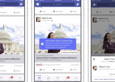 """Facebook's Implementing Disclosure on """"Issues Ads"""", Adding Verification Requirement for Page Managers"""