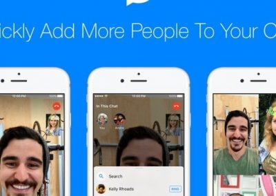 Facebook's Making it Easier to Add People to Group Video Chats in Messenger