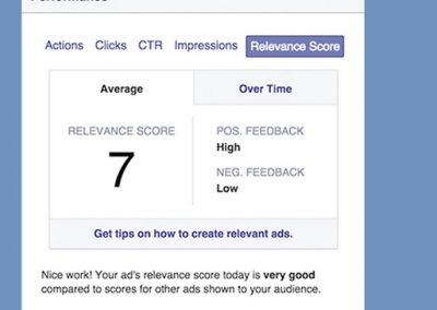 Facebook's Phasing Out its Ad Relevance Score, Removing Six Ad Metrics