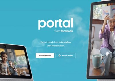 Facebook's Portal Could Play a Major Role in the Company's Strategic Direction